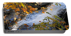 D30a-18 Brandywine Falls Photo Portable Battery Charger