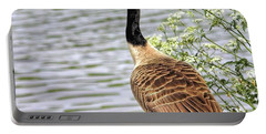 Branta Canadensis  #canadagoose Portable Battery Charger