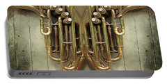 Brass Section Portable Battery Charger
