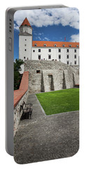 Bratislava Castle Portable Battery Charger