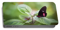 Brave Butterfly  Portable Battery Charger