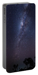 Portable Battery Charger featuring the photograph Brazil By Starlight by Alex Lapidus