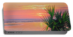 Breach Inlet Sunrise Palmetto  Portable Battery Charger