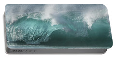 Breaking Wave Portable Battery Charger