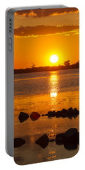 Breakwater Sunset Portable Battery Charger