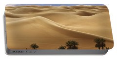 Breathtaking Sand Dunes Portable Battery Charger