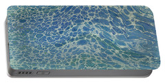 Breeze On Ocean Waves Portable Battery Charger