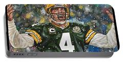 Brett Favre Portable Battery Charger