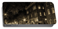 Portable Battery Charger featuring the photograph Market Street by Robert Geary