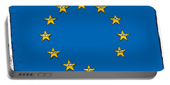 Brexit Eu Flag  Portable Battery Charger