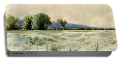 Bricher Alfred Thompson The Daisy Field Portable Battery Charger