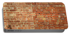 Brick Wall Portable Battery Charger