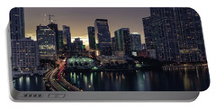 Brickell City Centre Portable Battery Charger