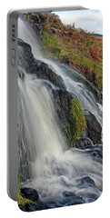 Bridal Veil Falls Portable Battery Charger