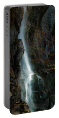 Portable Battery Charger featuring the photograph Bridalveil Falls In Autumn by Bill Gallagher