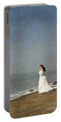 Bride By The Sea Portable Battery Charger