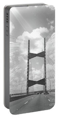 Bridge Clouds Portable Battery Charger