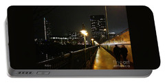 Bridge Into The Night Portable Battery Charger
