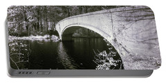 Bridge Over Infrared Waters Portable Battery Charger