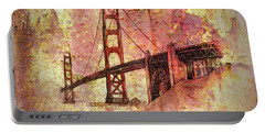 Bridge Rustic Portable Battery Charger