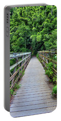 Bridge To Bamboo Forest Portable Battery Charger