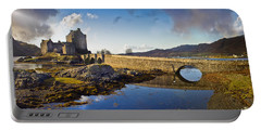 Bridge To Eilean Donan Portable Battery Charger