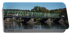 Bridge To Lambertville 2 Portable Battery Charger