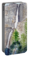 Bridal Veil Waterfall Portable Battery Charger