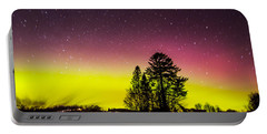 Bright Aurora Portable Battery Charger