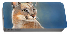 Bright Eyes - Caracal Portable Battery Charger