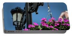 Bright Momories From Plovdiv 1 Portable Battery Charger