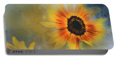 Brighter Than Sunshine Portable Battery Charger by Eva Lechner