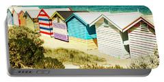 Brighton Beach, Melbourne Portable Battery Charger