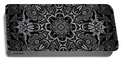Portable Battery Charger featuring the digital art Brighton by Robert Orinski