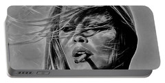 Brigitte Bardot Collection Portable Battery Charger