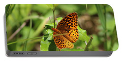 Brilliant Butterfly Portable Battery Charger