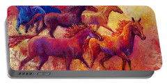 Bring The Mares Home Portable Battery Charger