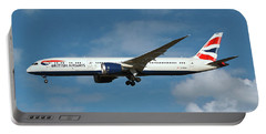 British Airways Boeing 787-9 Dreamliner Portable Battery Charger