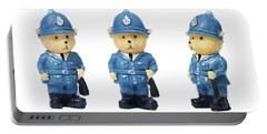 British Bobbies Portable Battery Charger
