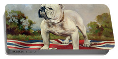 British Bulldog Portable Battery Charger by English School