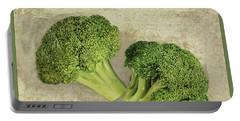 Broccoli Da Orto Portable Battery Charger