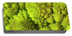 Broccoli Romanesco Portable Battery Charger
