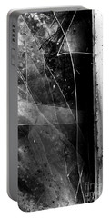 Broken Glass Window Portable Battery Charger