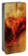 Broken Hearted Portable Battery Charger