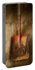 Tools On Wood 2 Portable Battery Charger by YoPedro
