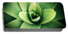 Bromelia Portable Battery Charger