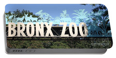 Bronx Zoo Entrance Portable Battery Charger