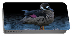 Bronze-winged Duck Portable Battery Charger