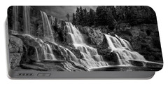 Brooding Gooseberry Falls Portable Battery Charger