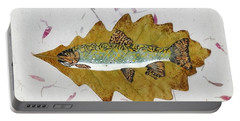 Brook Trout Portable Battery Charger